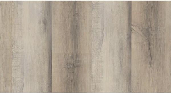 Klick Vinyl Designboden Gunreben Mars Traffic in Holzoptik, 5,0 x 182 x 1220 mm, Mikrofase, Nutzungsklasse 33/42, Nutzschicht 0,55 mm, Vinyl mit elastischer Trägerplatte