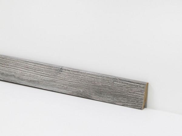 Vinyl Sockelleiste von Check, 2423 Wehofen Eiche mit 18 x 58 x 2400 mm