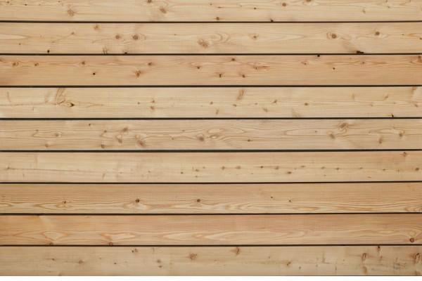 Holzterrasse Sibirische Lärche, 45 x 143 bis 6000 mm, AB Sortierung, glatt, 7,40 €/lfm