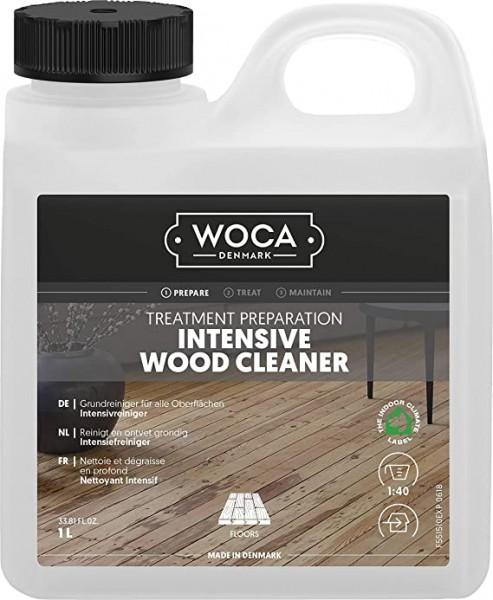 WOCA Intensivreiniger, 1,0 Liter zur intensiven Reinigung in Ausnahmefällen