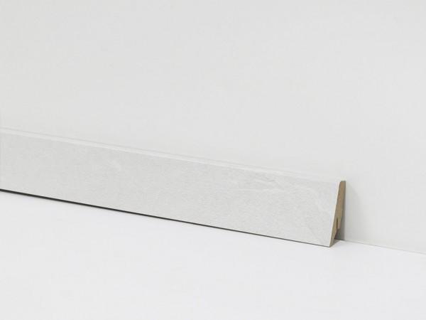 Vinyl Sockelleiste von Check, 5109 Rheinbaben Beton mit 18 x 58 x 2400 mm