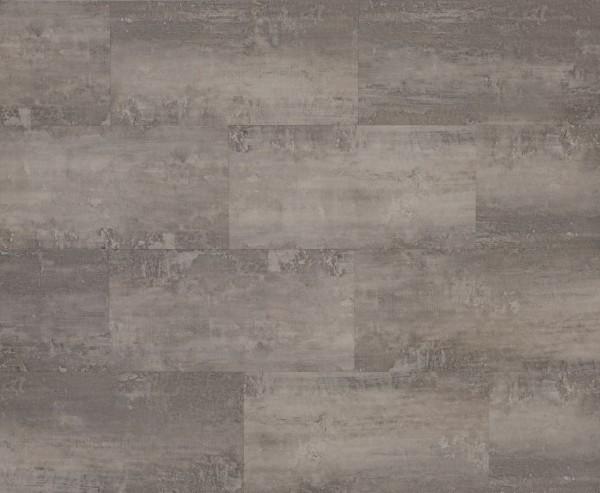 Klick Vinyl Designboden mit integrierter Trittschalldämmung, MEFO FLOOR Peridot in Fliesenoptik, 6,5 x 300 x 600 mm, Kanten gefast, Nutzungsklasse 33/42, Nutzschicht 0,5 mm, mit stabiler SPC Vinyl Trägerplatte