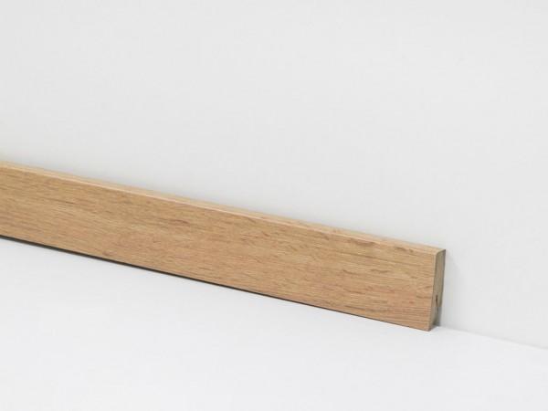Vinyl Sockelleiste von Check, 2044 Julius Eiche oder Victoria Eiche mit 18 x 58 x 2400 mm
