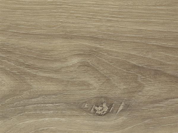 Klick Vinyl Designboden Check one Heinrich Eiche in Holzoptik, 4,0 x 180 x 1220 mm, scharfkantig, Nutzungsklasse 23/31, Nutzschicht 0,3 mm, mit stabiler RIGID Vinyl Trägerplatte