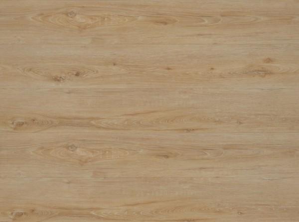 Klick Vinyl Designboden mit integrierter Trittschalldämmung, MEFO FLOOR Aquamarin, Breitdiele, 6,5 x 228 x 1524 mm, Kanten gefast, Nutzungsklasse 33/42, Nutzschicht 0,5 mm, in Holzoptik mit SPC Trägerplatte