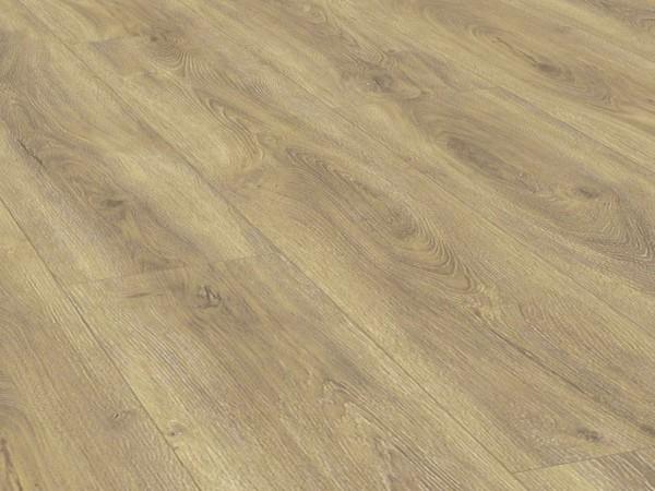 Klick Vinyl Designboden Check one Wallach Eiche, Breitdiele, 4,0 x 229 x 1220 mm, Kanten gefast, Nutzungsklasse 23/31, Nutzschicht 0,3 mm, in Holzoptik mit stabiler RIGID Vinyl Trägerplatte