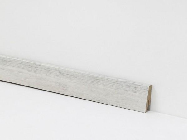 Vinyl Sockelleiste von Check, 2051 Theodor Eiche oder Bismarck Pinie mit 18 x 58 x 2400 mm