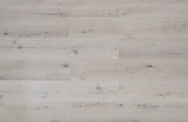 Klick Vinyl Designboden mit integrierter Trittschalldämmung, MEFO FLOOR Opal, Breitdiele, 6,5 x 228 x 1524 mm, Kanten gefast, Nutzungsklasse 33/42, Nutzschicht 0,5 mm, in Holzoptik mit SPC Trägerplatte