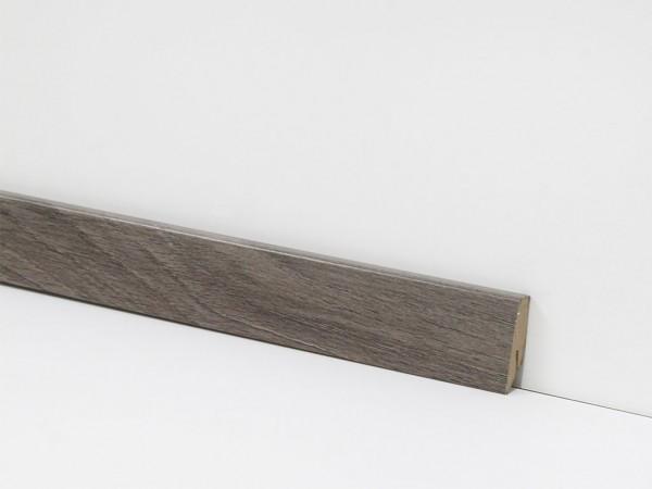 Vinyl Sockelleiste von Check, 2407 Franziska Eiche mit 18 x 58 x 2400 mm