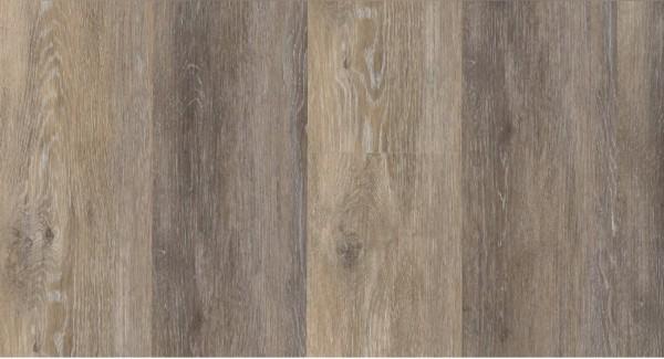 Klick Vinyl Designboden Gunreben Neptun Traffic in Holzoptik, 5,0 x 182 x 1220 mm, Mikrofase, Nutzungsklasse 33/42, Nutzschicht 0,55 mm, Vinyl mit elastischer Trägerplatte