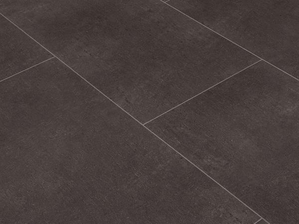 Klick Vinyl Designboden Check one Westende Travertin in Fliesenoptik XL, 4,0 x 830 x 450 mm, Kanten gefast, Nutzungsklasse 23/31, Nutzschicht 0,3 mm, mit stabiler RIGID Vinyl Trägerplatte