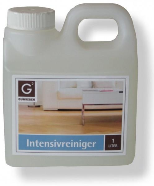 Gunreben Intensivreiniger, 1,0 Liter zur intensiven Reinigung in Ausnahmefällen