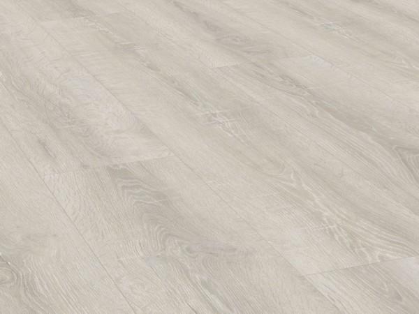 Klick Vinyl Designboden Check one Borth Eiche, Breitdiele, 4,0 x 229 x 1220 mm, Kanten gefast, Nutzungsklasse 23/31, Nutzschicht 0,3 mm, in Holzoptik mit stabiler RIGID Vinyl Trägerplatte