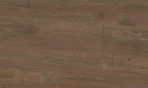 Klebevinyl Gunreben Herkules Traffic in Holzoptik, 2,5 x 188 x 1228 mm, Kanten gefast, Nutzungsklasse 33/42, Nutzschicht 0,55 mm, elastische Vinyl Trägerplatte